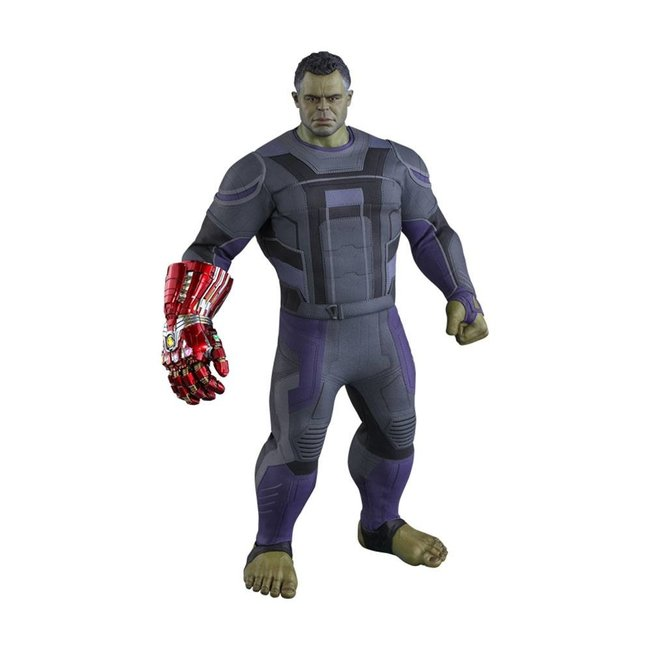Hot Toys Avengers: Endgame Movie Masterpiece Action Figure 1/6 Hulk 39 cm