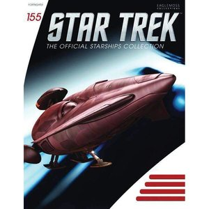 Star Trek Official Starships Collection #155
