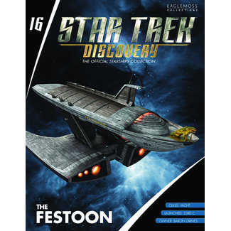 Eaglemoss Collections Star Trek Discovery Official Starships Collection #16
