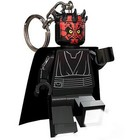 Star Wars Lego Darth Maul Mini-Flashlight with Keychains