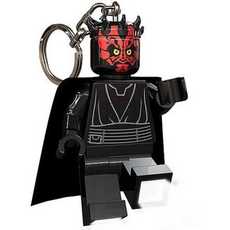 LEGO Lego Darth Maul Mini-Flashlight with Keychains