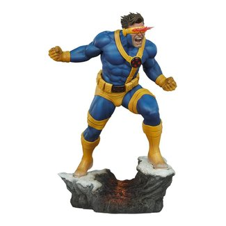 Sideshow Collectibles Marvel Premium Format Statue Cyclops 43 cm