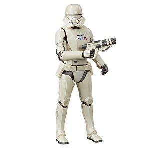 Star Wars Episode IX Black Series Carbonized Action Figure First Order Jet Trooper 15 cm