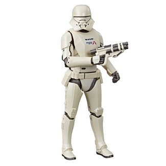 Hasbro Star Wars Episode IX Black Series Carbonized Action Figure First Order Jet Trooper 15 cm