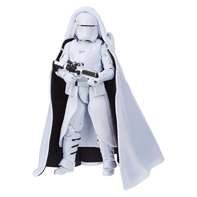 Hasbro Star Wars Episode IX Black Series Action Figure First Order Elite Snowtrooper Exclusive 15 cm