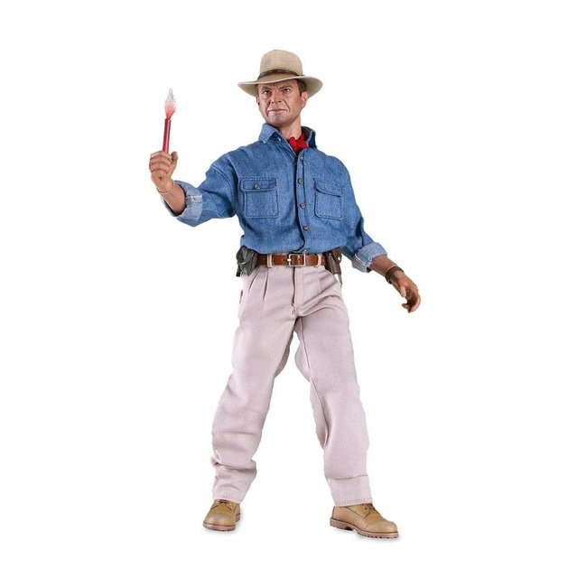 Chronicle Collectibles Jurassic Park Action Figure 1/6 Dr. Alan Grant 30 cm