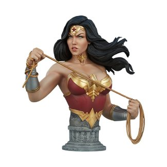 Sideshow Collectibles DC Comics Bust Wonder Woman 24 cm