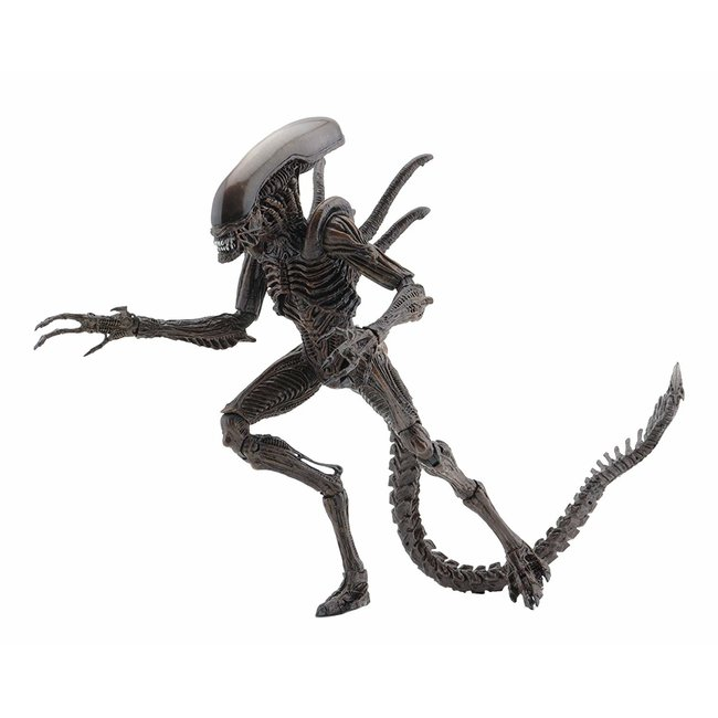 Aliens Action Figures 18 cm Series 14 - Warrior Alien (Alien Resurrection)