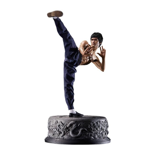 Blitzway Bruce Lee Statue 1/4 80th Anniversary Tribute 55 cm