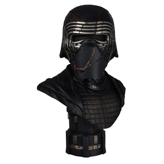 Diamond Select Toys Star Wars Episode IX Legends in 3D Bust 1/2 Kylo Ren 25 cm