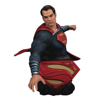 Beast Kingdom Justice League PVC Bust Superman 15 cm