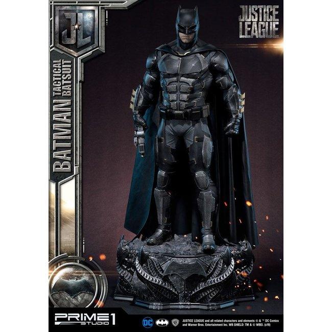Prime 1 Studio Justice League Statue Batman Tactical Batsuit 88 cm