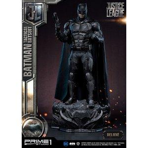 Justice League Statue Batman Tactical Batsuit Deluxe Version 88 cm