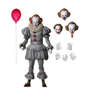 It Chapter Two Action Figure Ultimate Pennywise 18 cm