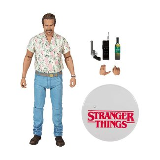 McFarlane Stranger Things Action Figure Chief Hopper (Season 3) 18 cm
