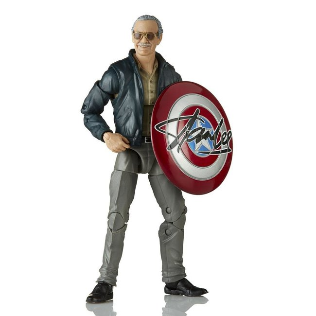 Hasbro Marvel Legends Series Action Figure Stan Lee (Marvel's The Avengers) 15 cm