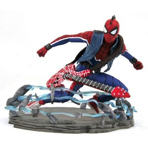 Spider-Man 2018 Marvel Video Game Gallery PVC Statue Spider-Punk Exclusive 18 cm