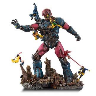 Iron Studios Marvel Comics BDS Art Scale Statue 1/10 X-Men VS Sentinel Deluxe 90 cm
