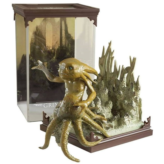 Noble Collection Harry Potter Magical Creatures Statue Grindylow 13 cm