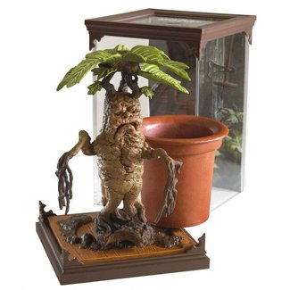 Noble Collection Harry Potter Magical Creatures Statue Mandrake 13 cm