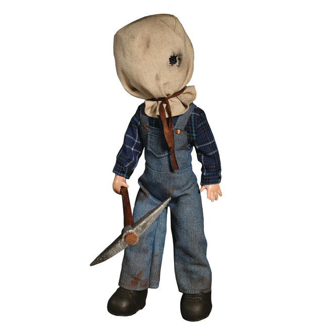 Mezco Toys Friday the 13th Living Dead Dolls Doll Jason Voorhees Deluxe Edition 25 cm
