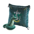 Harry Potter House Mascot Cushion with Plush Figure Slytherin