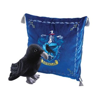 Noble Collection Harry Potter House Mascot Cushion with Plush Figure Ravenclaw