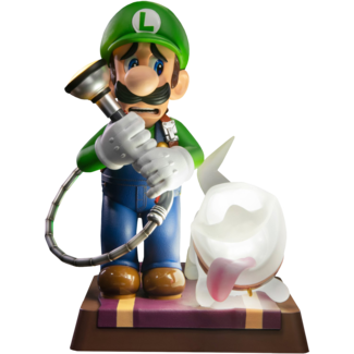 First 4 Figures Luigi's Mansion 3: Luigi 9 inch PVC Collector's Edition