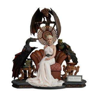 Prime 1 Studio Game of Thrones Statue 1/4 Daenerys Targaryen - Mother of Dragons 60 cm