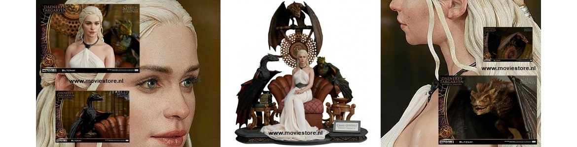 Game of Thrones Statue 1/4 Daenerys Targaryen