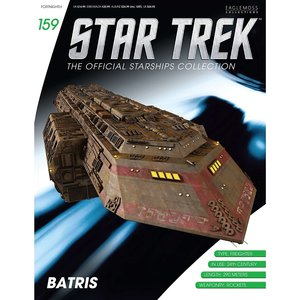 Star Trek Official Starships Collection #159