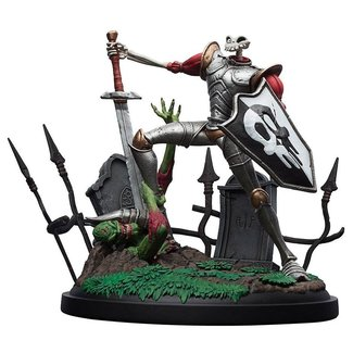 Level 52 Studios MediEvil Statue Sir Dan Fortesque 24 cm