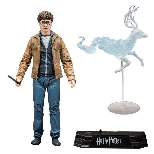McFarlane Harry Potter and the Deathly Hallows - Part 2 Action Figure Harry Potter 15 cm