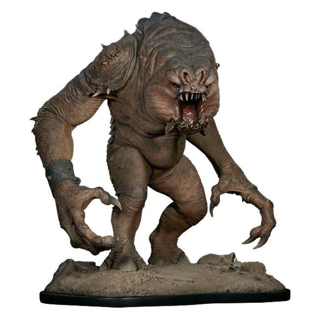 Sideshow Collectibles Star Wars Deluxe Statue Rancor 74 cm