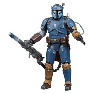 Hasbro Star Wars The Mandalorian Black Series Action Figure Heavy Infantry Mandalorian Exclusive 15 cm