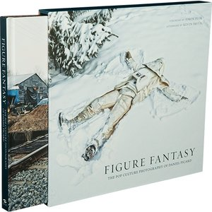 Sideshow Collectibles Book Figure Fantasy The Pop Culture Photography of Daniel Picard