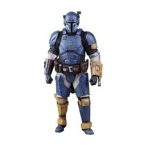 Star Wars The Mandalorian Action Figure 1/6 Heavy Infantry Mandalorian 32 cm