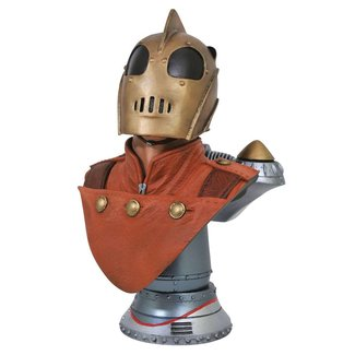Diamond Select Toys The Rocketeer Legends in 3D Bust 1/2 Rocketeer 25 cm