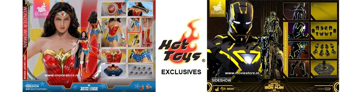 Hot Toys Exclusives