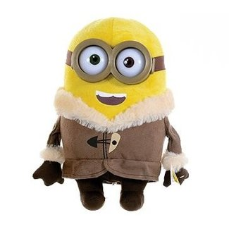 Minions: Ice Village Bob Plush Figure