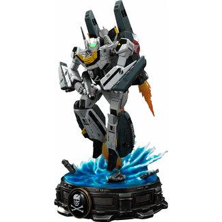 Prime 1 Studio Robotech Statue VF-1S Skull Leader Battloid Mode 67 cm