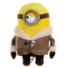 Minions: Ice Village Stuart Plush Figure