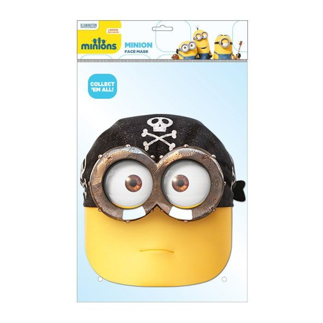 Minions Masks Eye Matie