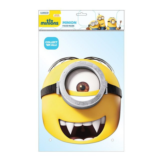 Minions Masks Gone Batty