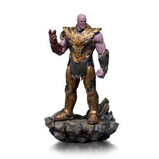 Iron Studios Avengers: Endgame BDS Art Scale Statue 1/10 Thanos Black Order Deluxe 29 cm