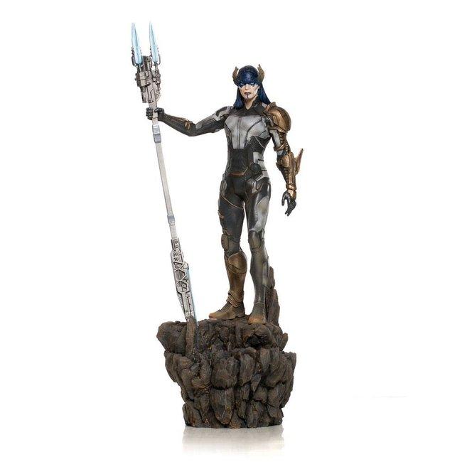 Iron Studios Avengers: Endgame BDS Art Scale Statue 1/10 Proxima Midnight Black Order 32 cm