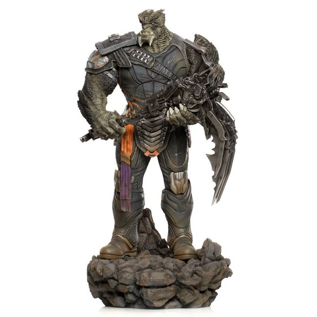 Iron Studios Avengers: Endgame BDS Art Scale Statue 1/10 Cull Obsidian Black Order 36 cm
