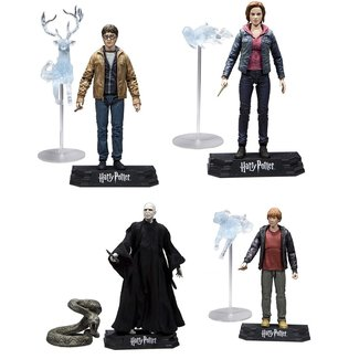 McFarlane Harry Potter and the Deathly Hallows - Part 2 Action Figures Series (4)