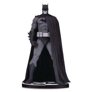 DC Collectibles Batman Black & White Statue Batman (Version 3) by Jim Lee 18 cm