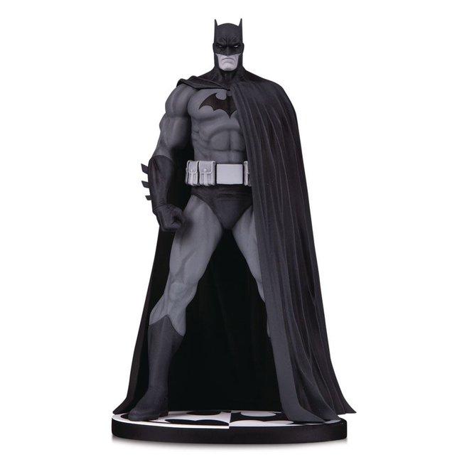 DC Collectibles Batman Black & White Statue Batman (Version 3) by Jim Lee 18 cm